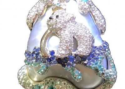 Jewelry - Alberto Prandoni Polar Bear