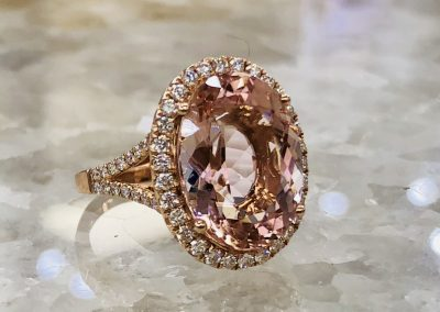 Jewelry - Morganite