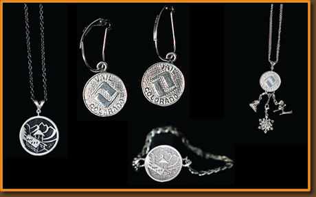 Lionshead Jewelery Vail Coin Collection