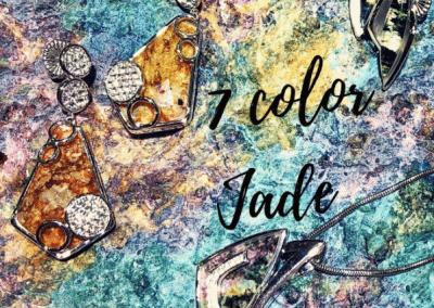 Jewelry - 7 color Jade