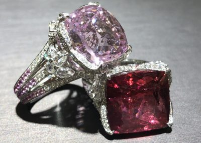 Jewelry - Alberto Prandoni Lotus rings