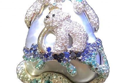 Jewelry - Alberto Prandoni Polar Bear