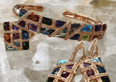 Jewelry - Bellarri Mosaic Nouveau