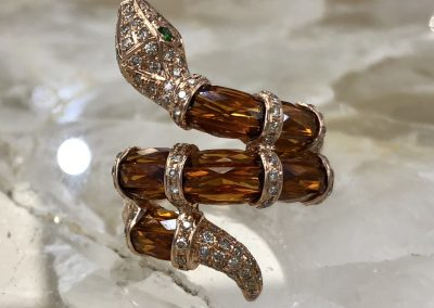 Jewelry - Bellarri Snake ring